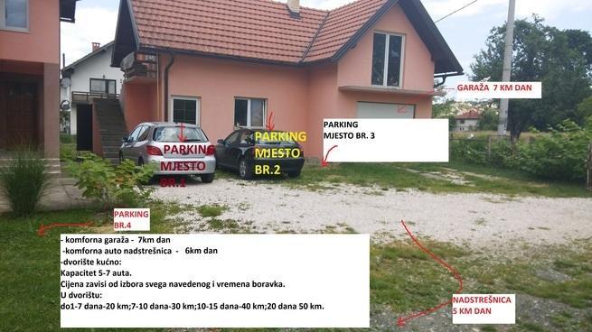 parking aerodrom tuzla dubrave 061-298-262 Senad