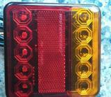 Led stopke za prikolice - 10 x 10 x 2,5.cm