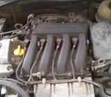 Motor renault clio,reno clio 1.4 16v 72kw