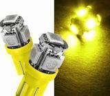 LED T10 žuta