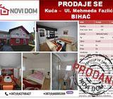 PRODANO - Kuća - Ul. Mehmeda Fazlića- BIHAĆ