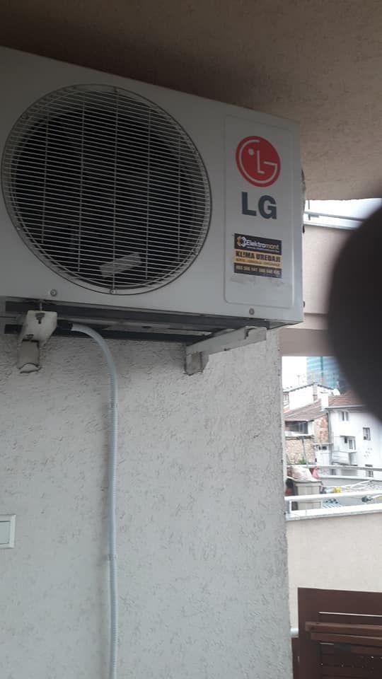 AKCIJA!!!Klima uređaji LG 12 dual inverter NOVI MODEL 2019 sa ugradnjom 1100 KM Elektromont 065 5661