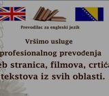 Prevodimo sve vrste tekstova povoljno i profesionalno