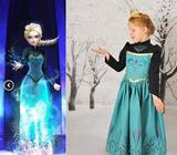 Frozen kraljica Elsa haljina-kostim 066/088-359