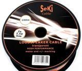 Kabal za zvučnike 2×2.5mm LSP-051