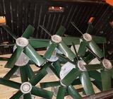 Elektro Ventilator monofazni