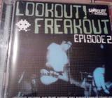 Various Lookout! Freakout Episode 2 cd