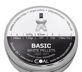 COAL BASIC 200 KOM. CAL.4,5mm, 0,47g DIABOLE