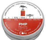 COAL PMP 200KOM. CAL.4,5mm, 0,37g DIABOLA