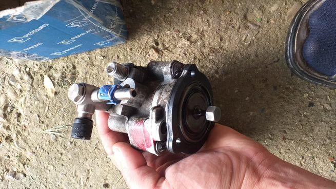 pumpa visokog pritiska