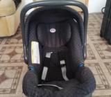 Nosiljka za bebu, autosjedalica