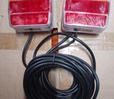 Stop lampe Led / Magnetne - komplet