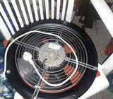 Industrijski ventilator ugradbeni 220v 2kom