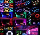 RGB LED TRAKA/TRAKE TOP KVALITETA 5M *NOVO* rasvjeta