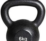 GIRJA 6 kg Kettlebell Metalna Girje Rusko Zvono Utezi