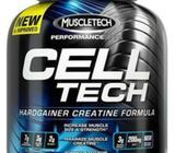 Cell-Tech 2,7 kg Grape Kreatin Gainer Celltech Mass