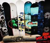 BURTON daske vezovi Snowboard snow board wide