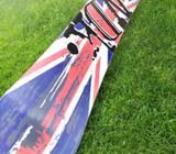 Snowboard NIEDECKER 157cm Daska Board 157 cm SWISS NDK
