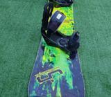 Snowboard LIB TECH 156cm Daska +VEZOVI Board 156 cm