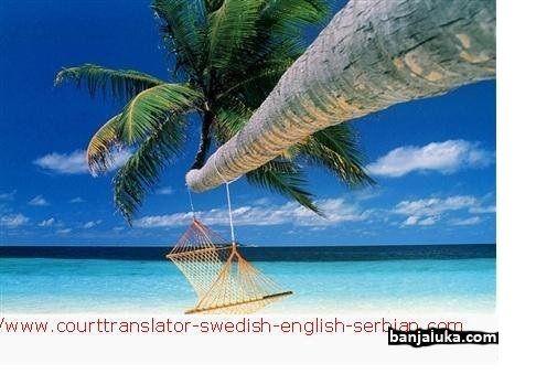 Stalni sudski prevodilac za svedski engleski shb