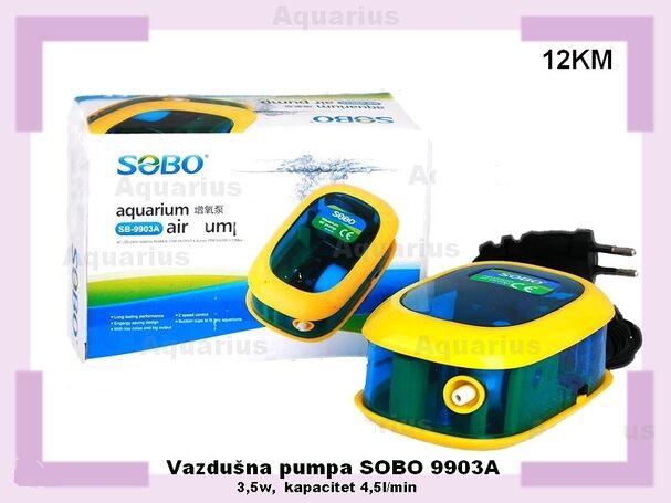 Vazdusna ( zracna ) pumpa Sobo SB-9903A