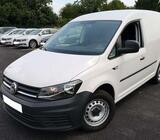 VW Caddy 2.0 CR TDI Parktronic BlueMotion FACELIFT