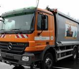 Mercedes-Benz Actros 2536 komunalno vozilo