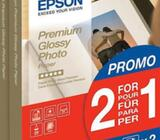 Papir EPSON Premium Glossy 10x15, 2x40l