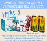 Aloe Vera Vital 5 paket