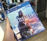 Battlefield V / 5 (PS4) PlayStation 4 PS4 Novo Vakum