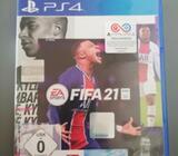 FIFA 21 PS4 Playstation 4