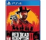 Red Dead Redemption 2 II PS4 igra vakum