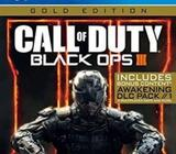 Call of Duty Black Ops III gold edition PS4 igra