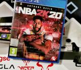NBA 2K20 STANDARD EDITION PS4 NBA 2020