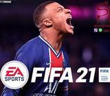 FIFA 21 PS4 / PLAYSTATION 4 IGRICE VAKUM NOVO
