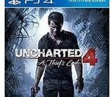 Uncharted 4 - (PlayStation 4 - PS4)