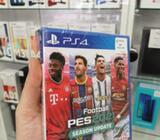 PES 2021 (PlayStation 4 - PS4) NOVO VAKUM