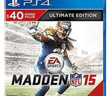 Madden 15 PS4 Playstation 4