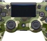 Wireless Dzojstik Controller PS4 green camouflage