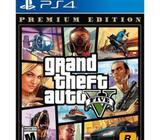 Grand Theft Auto GTA 5 V Premium PS4 igra vakum