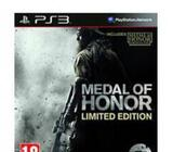 MEDAL OF HONOR LIMITED EDITION - PS3