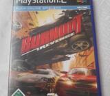 Igrica za PS2 BURNOUT REVENGE