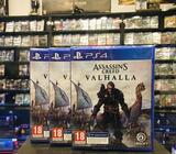 PS4 Assassin's Creed Valhalla (PlayStation 4)