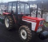 Lindner traktor Duplak Lindner 450 SA