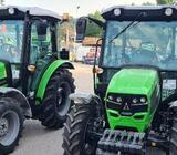 Traktor DEUTZ FAHR 4055 E