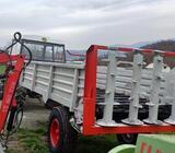 Prikolica stajnjak traktorska zetor imt