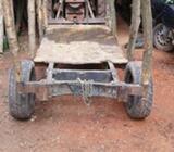 Traktorska sumska prikolica