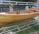 Camac kajak drveni,vesla