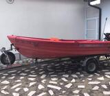 Čamac Pioneer Maxi
