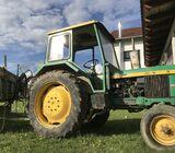 Traktor Johndeere